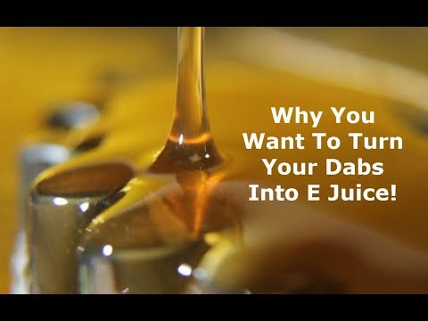 Turn Wax Into E Juice For Your Vape Pen…Step By Step