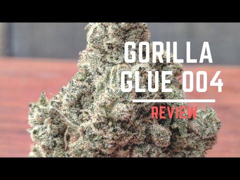GG4 aka Gorilla Glue #004 Cannabis Strain Review