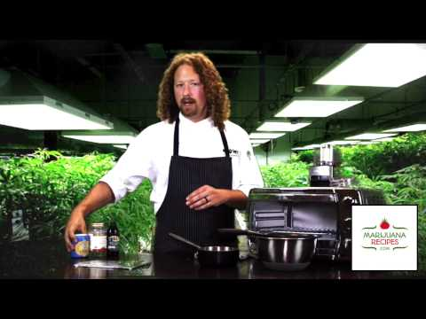 Marijuana Recipes Chef Payton Curry Decarboxylation of Cannabis Part 3 of 3