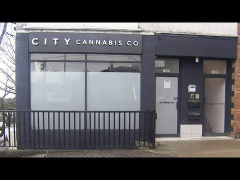 Vancouver's first legal cannabis shop opens to crowds