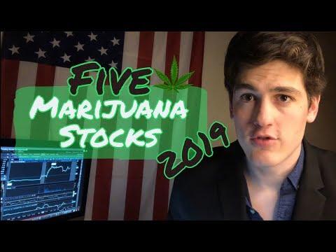 Marijuana Stocks To Buy Jan 2019 🌿| Hemp Stocks