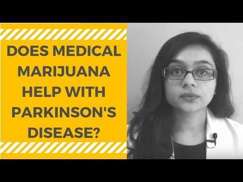 Medical Marijuana for Parkinson's Disease