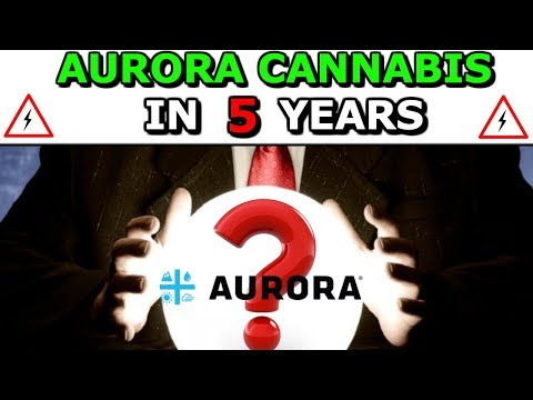 Aurora Cannabis stock In 5 years ! What Will Happen To Aurora In The Future – ACB Predictions