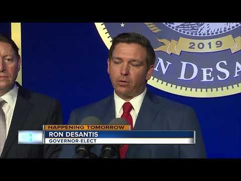 Governor-elect Ron DeSantis stance on medical marijuana