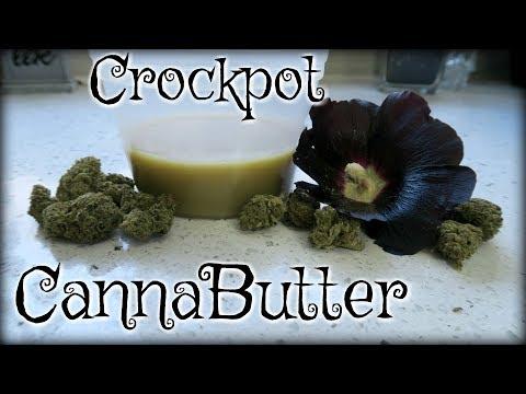How to Make Crockpot Cannabutter | My Magical Butter Recipe!