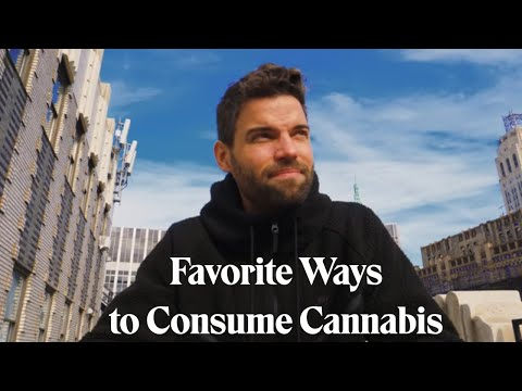 Favorite Ways to Consume Cannabis #HVIBES