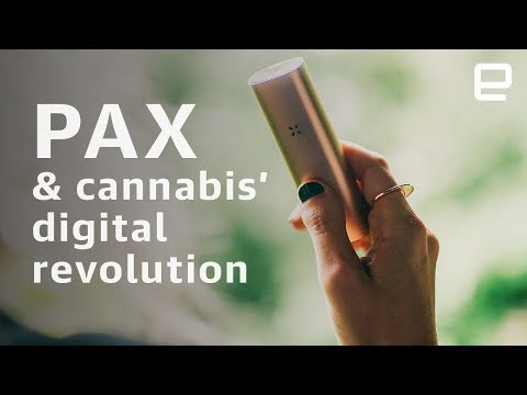 PAX & cannabis' digital revolution at CES 2019