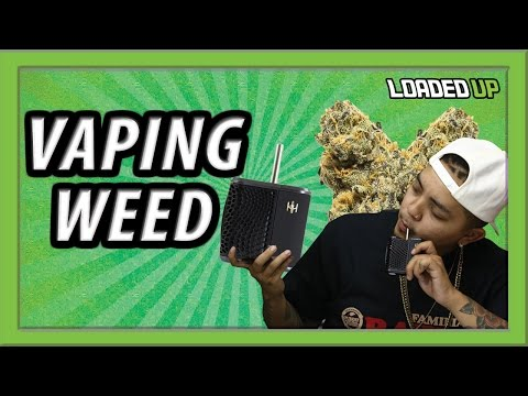 STONERS REACT TO VAPING WEED! | LOADED UP