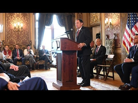 Compromise Announced to Legalize Medical Cannabis in Utah