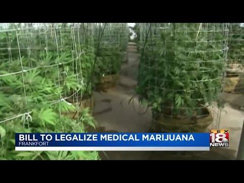 Bill To Legalize Medical Marijuana