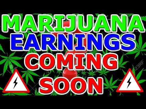 What To Expect From Earnings In The Cannabis Sector 2019 – Aurora, Aphria, Canopy, Cronos stock