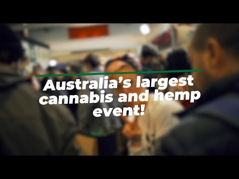 Australia's Largest Hemp & Cannabis Event – Hemp Health & Innovation Expo – Melbourne 2018 Trailer