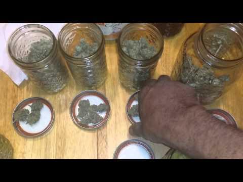 How to make Cannabis sugar part 2