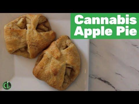 Cannabis Infused Apple Pie Recipe | Cannabis Lifestyle TV