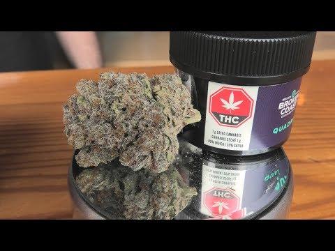 Quadra Marijuana Monday