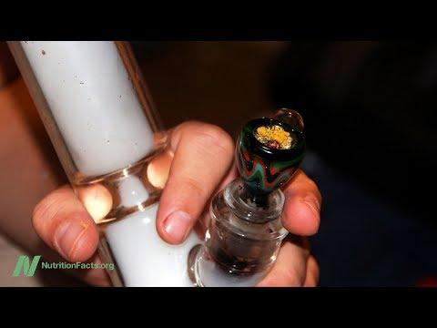 Effects of Smoking Marijuana on the Lungs