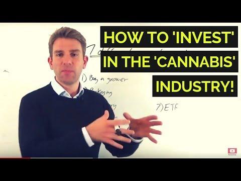 7 Ways to Invest in Marijuana Stocks! 🌿🔥