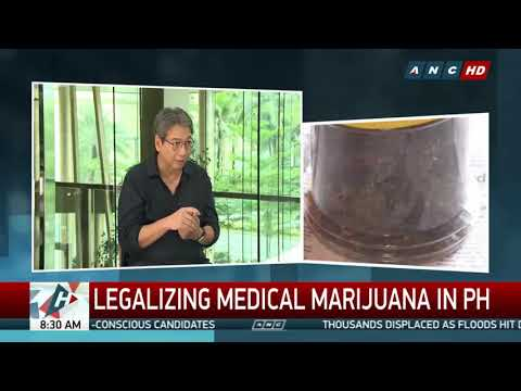 Rep. Albano: Medical marijuana will look like an ordinary drug