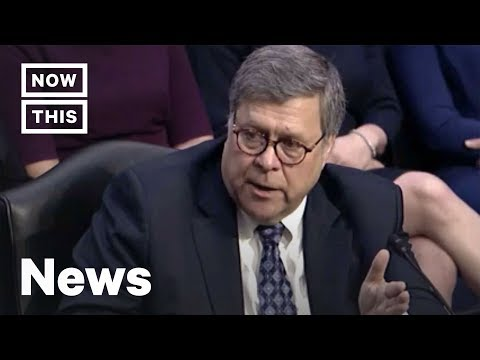 Is William Barr in Favor of Legal Weed? | NowThis