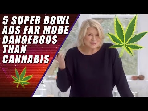 The Rejected Super Bowl Cannabis Commercial