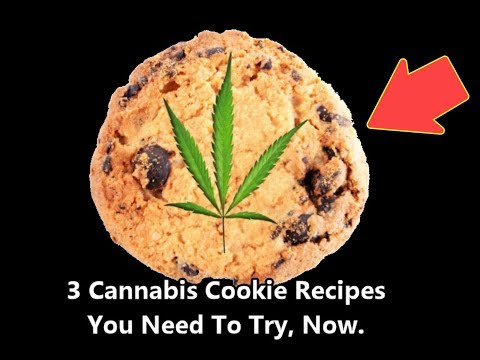 3 Cannabis Infused Cookie Recipes You Need To Try