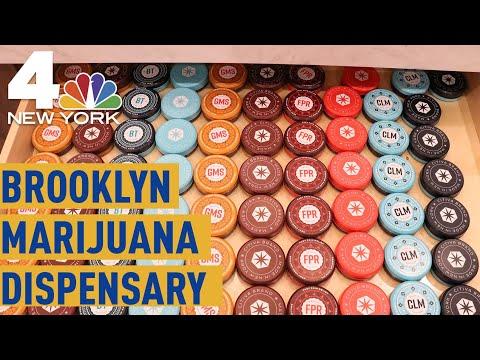 Take a Look Inside Brooklyn's First Medical Marijuana Dispensary