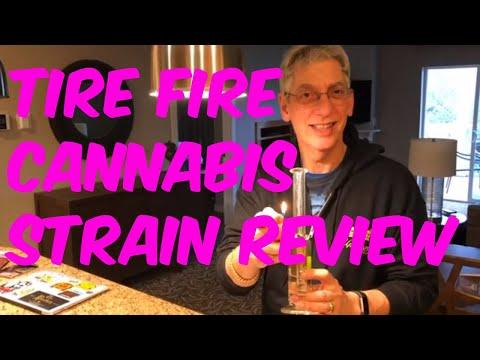 Tire Fire Cannabis Marijuana Weed Strain Review