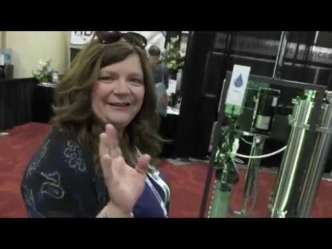 Cannabis Business Summit & Expo California USA  – Trade Show walkabout