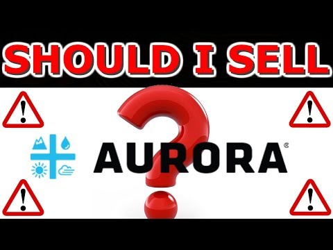 Should I Sell All My Aurora Cannabis Shares ?! 😨 ACB Stock 2019 – Buy Or Sell – Snap Chat up 17%