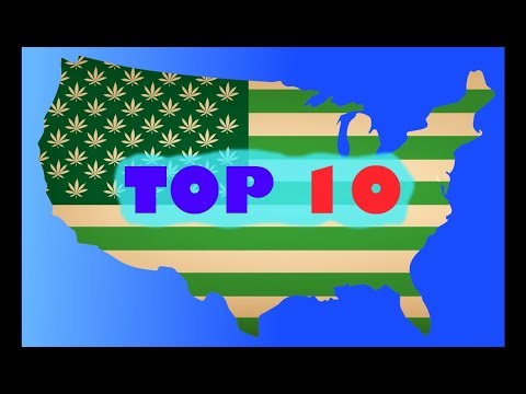 10 U.S. Marijuana Stocks to Put on Your Watch List // pot hemp cannabis usa 2018