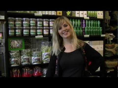 Hempshopper Amsterdam – Hemp Health Food & Cannabis Candy