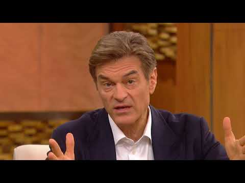 Dr. Oz Talking About His Medical Marijuana Petition