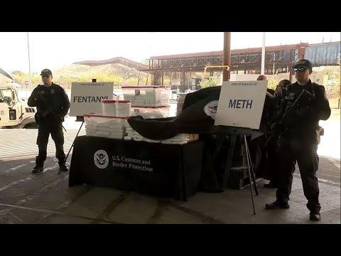 DROGENKRISE: USA werden mit Crystal Meth, Cannabis und Opiaten überschwemmt