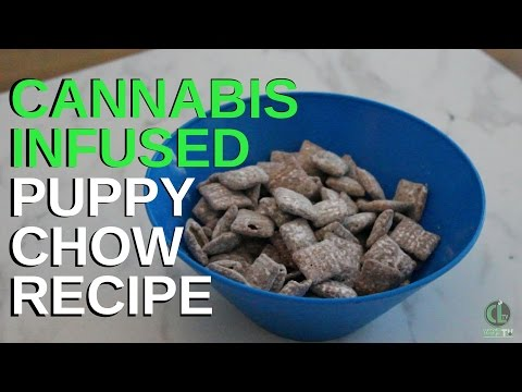How to Make Puppy Chow Edibles – Cannabis Lifestyle TV