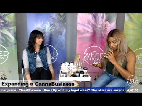 How to grow a cannabis business beyond borders w/ Julianna Carella | The Weed Show