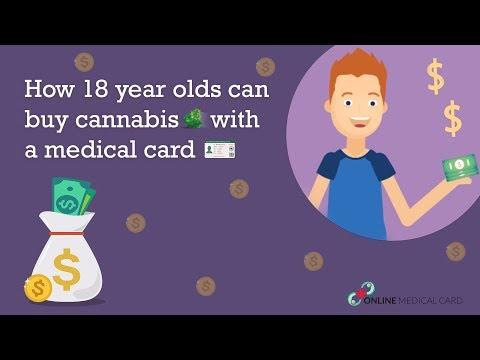 Medical Marijuana For Minors