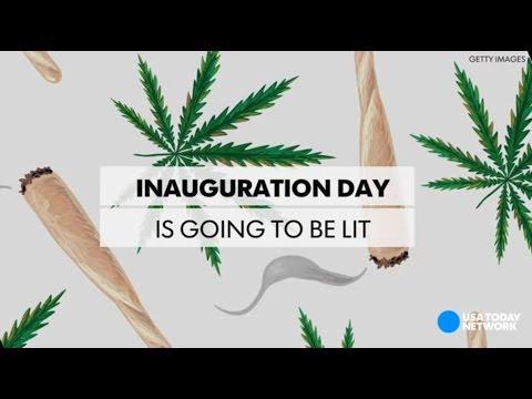 Free marijuana to be given away Inauguration Day