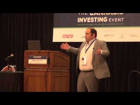 The Cannabis Investing Event: High Times : The Most Well-Known Brand in Cannabis – Adam Levine