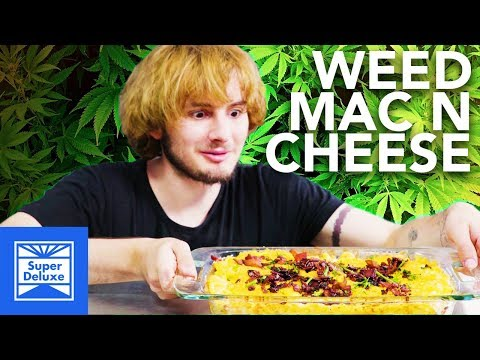 Weed Mac 'N' Cheese | Edibles