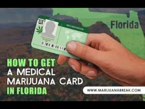 BEWARE if you are thinking about Applying for a MEDICAL MARIJUANA CARD