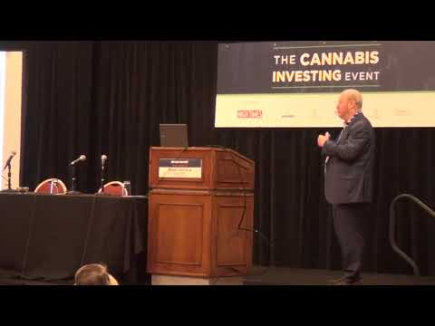 The Cannabis Investing Event: Building a Global Cannabis Operator – Marc Lakmaaker