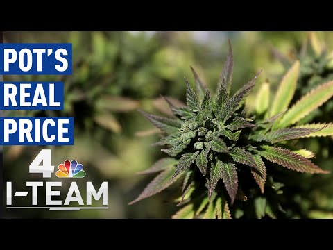 The Looming Cost of Marijuana Legalization | NBC4 I-Team
