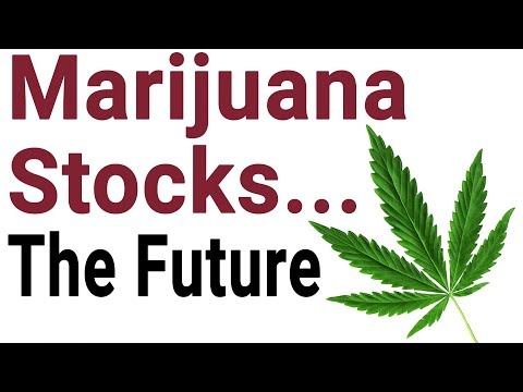 MARIJUANA Stocks in 2019 – The Future of Cannabis Stocks