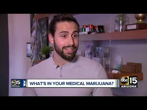 What's in your medical marijuana?