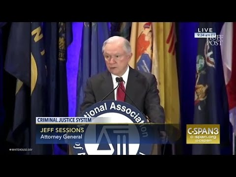 Jeff Sessions Is A Serious Marijuana Buzzkill