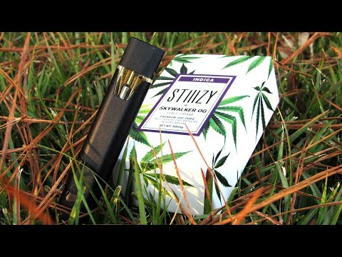 Stiiizy Pen Review: Strain Specific Cannabis Concentrates Vape Cartridges