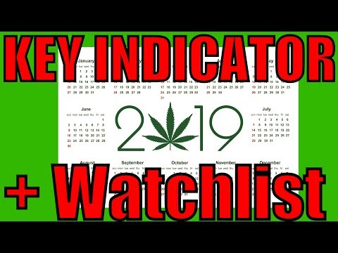 The Secret To Trading Weed Stocks In 2019 – Top Stocks To Trade Tomorrow