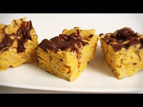 Cannabis Infused Chocolate Peanut Butter Crispy Cereal Treats: Infused Eats #24