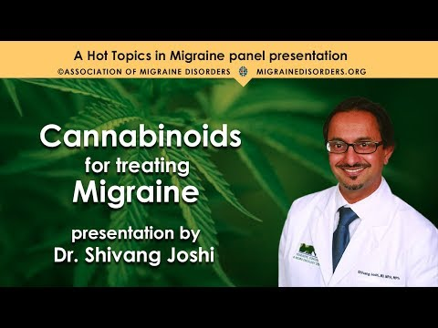 Shades of Migraine – Episode 17 – Cannabis for Treating Migraine and Cluster Diseases