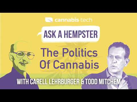 The Politics of Cannabis